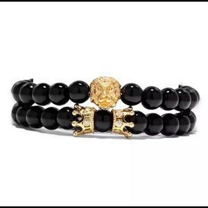 Other - 🦁2pcs/set King🦁Lion Bracelet